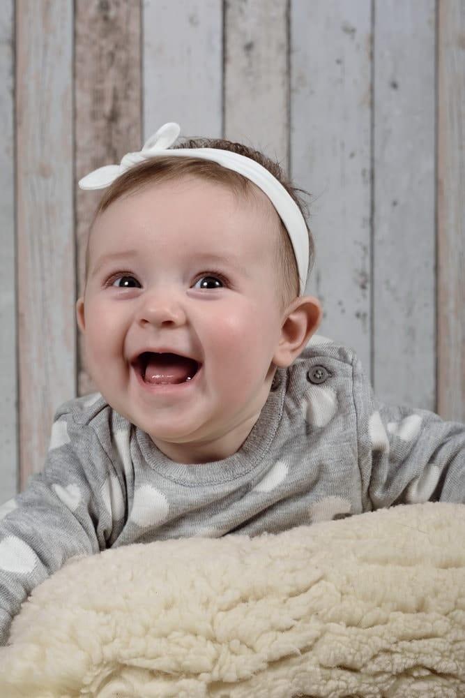 Baby, erstes Lebensjahr, Fototermin